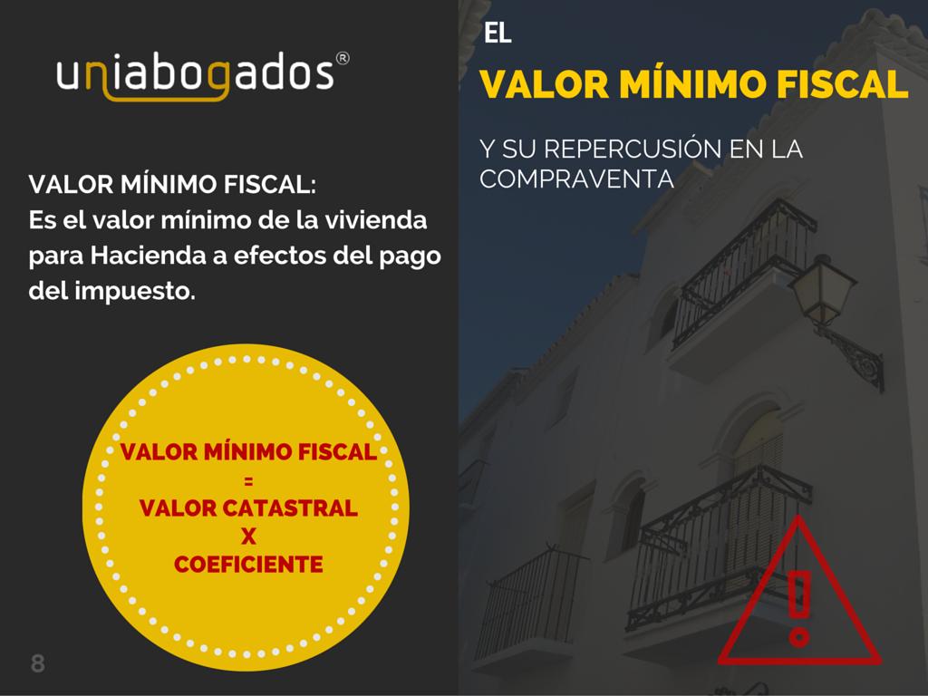 valor mínimo fiscal